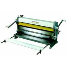 SAR 750 lemezmegmunkáló gép (3 in 1)