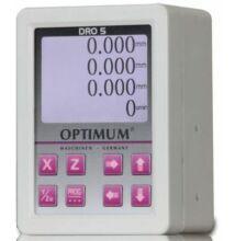 DRO 5 digit. poz.kijelző