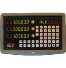SINO SDS6-3V digitális pozíciókijelző