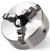 Hárompofás tokmány Ø 125 mm DIN 6350 L28HS-hez