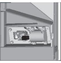 Hidraulikus szalagfeszítő  500 x 750 HA-DG-F X-hez