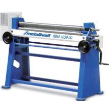 Lemezhengerítő RBM 1030-20
