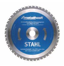 Metallkraft körfűrésztárcsa acélhoz 230 x 2.0 x 25.4 mm