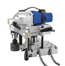 RB 127 - fúrógép vékonyfalú csövekhez láncos rögzítéssel