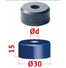 Körkivágó matrica Nr.30 Ø 10,2mm