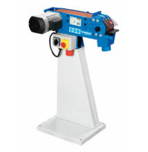 Fémipari szalagcsiszológép MBSM 100-130 (1,5kW/230V, 100x1220mm)