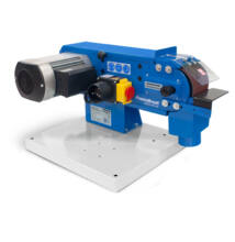 Fémipari szalagcsiszológép MBSM 100-130 (1,5kW/230V)