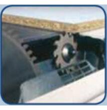 Elővágó szerkezet Ø 100 mm tárcsával