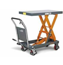 Kézikocsi hidraulikus emelőasztallal  FHT 500  (900mm/500kg)