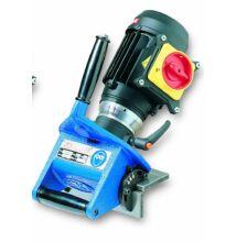 Leélezőgép 0-4/0,2mm-es letöréshez, átm 60mm/9 lapka maróval, acélhoz
