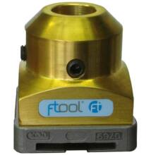 Elektróda tartó átm. 20 mm, réz, IF 6 x M6 átm. 40 mm