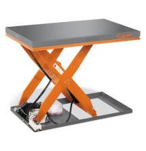 SHT 1000 hidraulikus kompakt ollós-emelőasztal