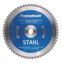 Metallkraft körfűrésztárcsa acélhoz 305 x 2.4 x 25.4 mm T60