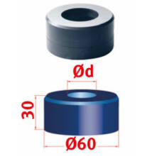 Körkivágó matrica Nr.60 Ø 35,7mm
