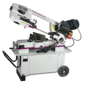 OPTIMUM Szalagfűrészgép S181 G (átm.180mm, 3seb., 750W/400V)