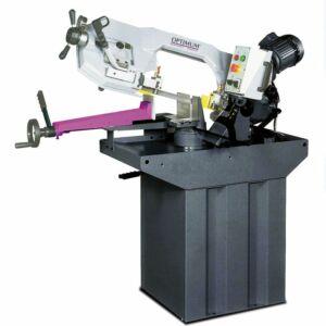 Optimum Szalagfűrészgép OPTIMUM S275 N (átm.225mm, 45/90m/p, 1,1kW/400V)