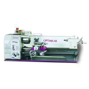 Esztergagép OPTI TU2506 (átm240x550mm, 125-2000 f/p,  750W/230V)