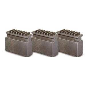 """KIFUTÓ TERMÉK     Puha tokmánypofa-készlet 1 részes CI3P ø 200 mm Camlock ASA D1 - 4"""", ASA D1 - 6"""""""