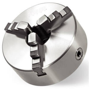 Optimum Esztergatokmány 3 pofás ø 200 mm Camlock DIN ISO 702-2 No. 6