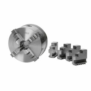 Camlock központi befogású négypofás tokmány  Ø 200 mm Camlock DIN ISO 702-2 Nr. 4