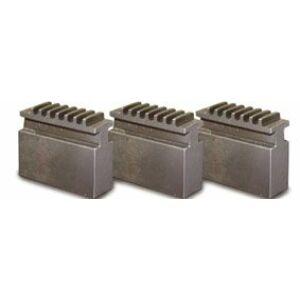 Optimum Puha tokmánypofa-készlet Hárompofás esztergapadmányokhoz átm 200 mm Camlock
