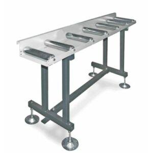 Metallkraft MRB C görgős anyagtovábbító asztal 1 m