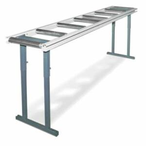 MRB LC-C görgős anyagtovábbító asztal 2m / 100kg/m (mag. 760-1000mm)