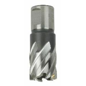 Metallkraft Koronafúró 12mm/25mm 19mm weldonszár HSS Silver-Line