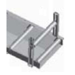 Kötegszorító görgő anyagtovábbító asztalhoz 290mm (állítható)