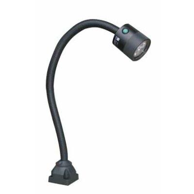 LED 3-500 lámpa, integrált transzformátorral, 500mm-es flex. karral, 3x1W/230V