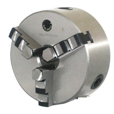 Központi befogású esztergatokmány 100 mm 3 pofás