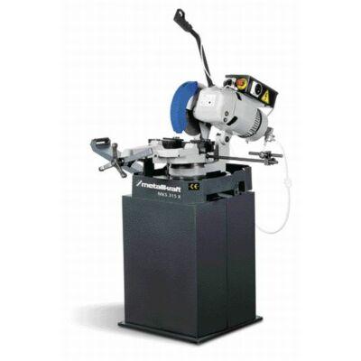 Fűrésztárcsás darabológép MKS 315 R (400V) csúszókuplunggal