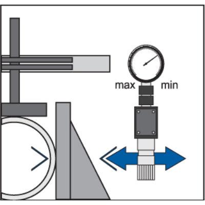 Hidraulikus kötegszorító HMBS gépekhez(csak gyári szereléssel)