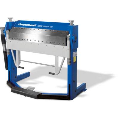 Lemezhajlító gép FSBM 1020-20 manuális 1020/2,0mm