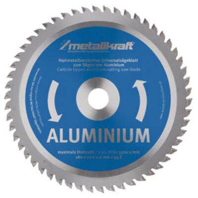 Metallkraft körfűrésztárcsa alumíniumhoz 230 x 2.4 x 25.4 mm