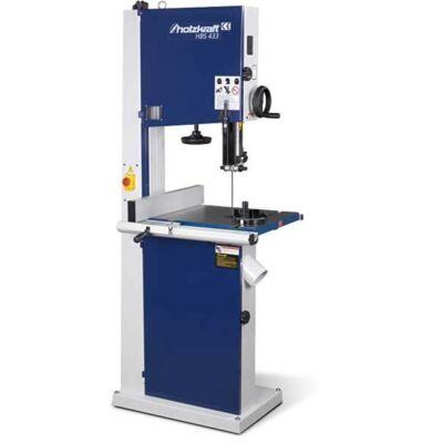 Faipari szalagfűrészgép HBS 433 (610x431mm, m:270mm, 1,5kW)