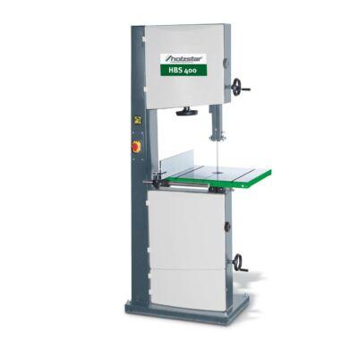 Faipari szalagfűrész HBS 400 (magass.305mm, aszt.530x480, 1,5kW)