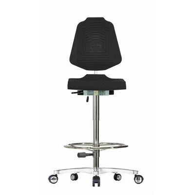Unicraft HS 1 szerelő szék görgős - magas