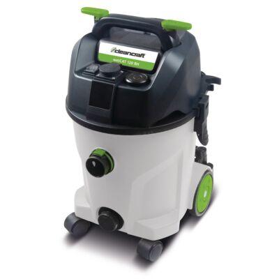 Cleancraft wetCAT120 RH ipari porszívó száraz/nedves