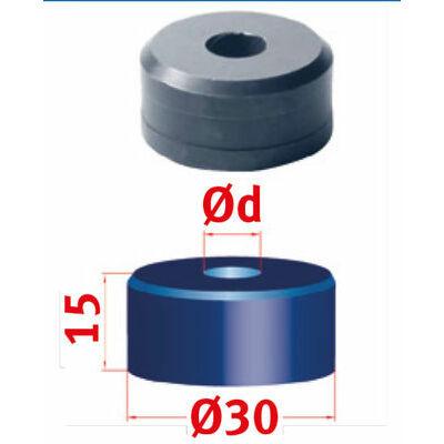 Körkivágó matrica Nr.30 Ø 6,2mm