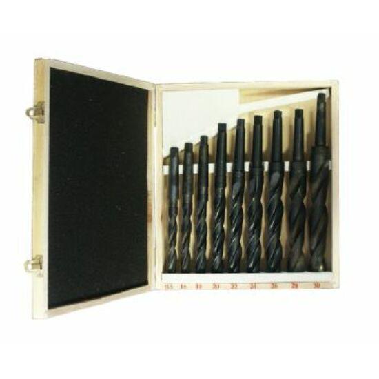 Fúrókészlet 9 részes MK3 (14,5/16/18/20/22/24/26/28/30mm)