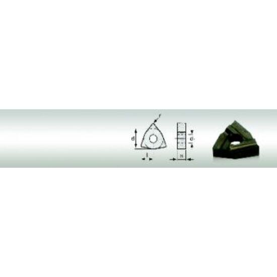 KIFUTÓ TÉTEL     Váltólapka W80° WAUM06T300FL (DM 12 mm) (5 db)