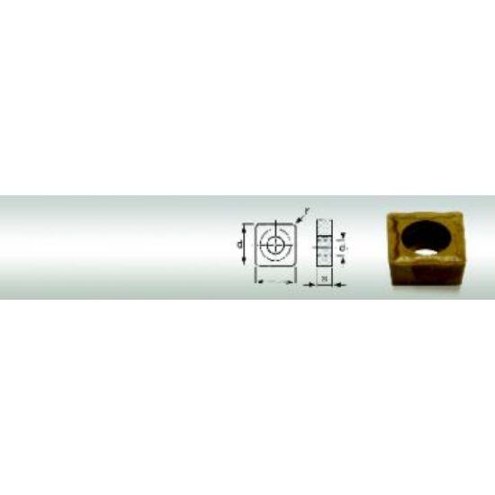 Váltólapka S/90° SCMT09T304 TiN bevonattal (5 db)