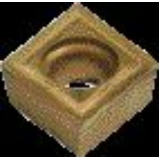 KIFUTOTT CIKKSZÁM     Váltólapka C/80° CCMT09T304 TiN bevonattal (5 db)