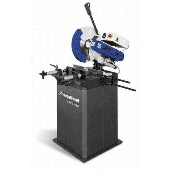 Fűrésztárcsás darabológép könnyűfémekhez LMS 400