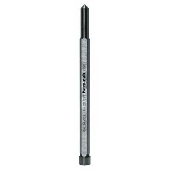 Anyagkilökő tüske 50 és 55 mm vágóélmagasságú koronafúróhoz ? 6,34 x 102 mm