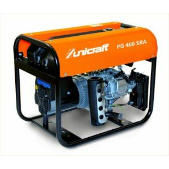 Unicraft Standard PG 400 SRA áramfejlesztő