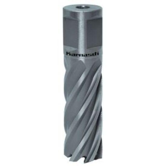 Koronafúró 20mm/50mm vágóéllel, 19mm weldonszár HSS Silver-Line